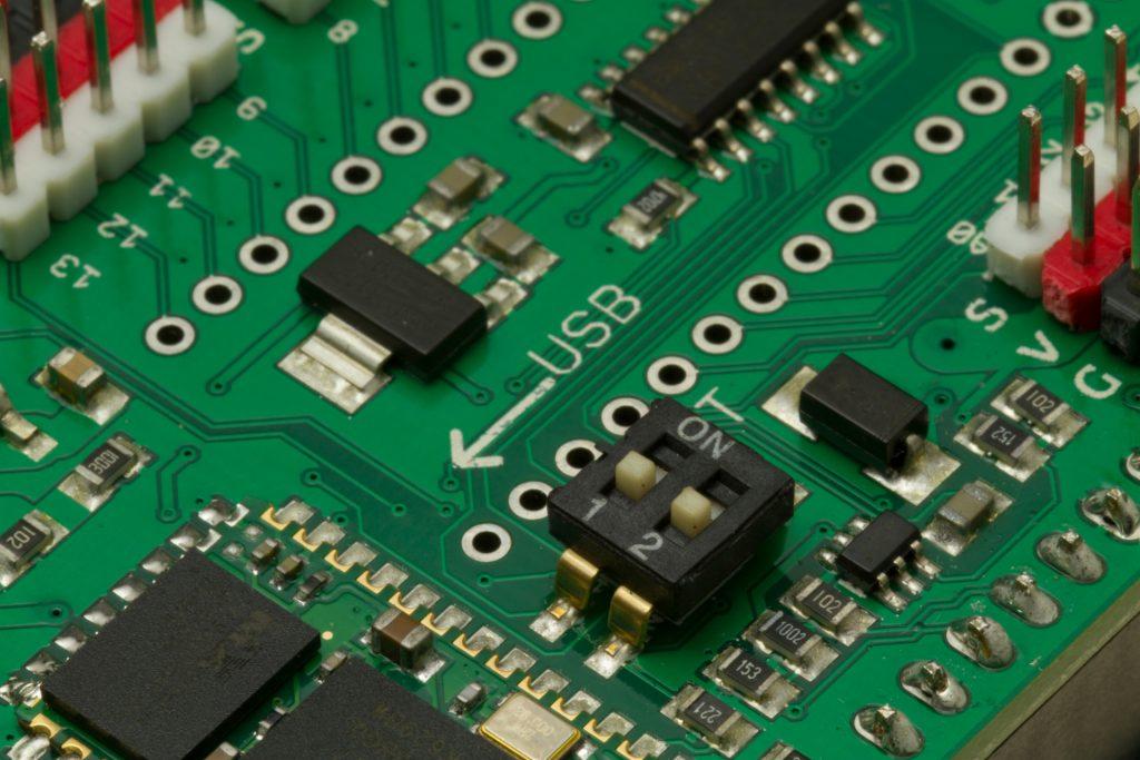 Los interruptores en modo OFF es para el uso normal