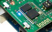 La base de Furacos tiene un módulo Bluetooth